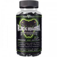 Жиросжигатель BLACK MAMBA HYPER RUSH 65МГ EPH (90 КАПСУЛ)