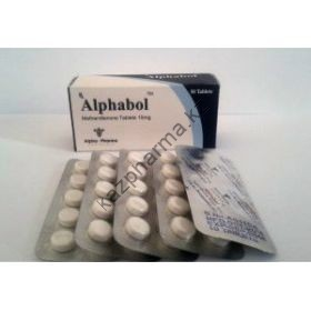 Метандиенон Alphabol (Methandienone) 50 таблеток (1таб 10 мг)