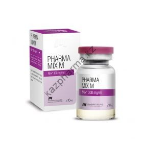 PharmaMix-M MASTA-MIX 300 (Микс дростанолона) PharmaCom Labs балон 10 мл (300 мг/1 мл)
