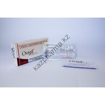 Гонадотропин Ovigil (1 ампула 1мг) 5000 Ед - Есик
