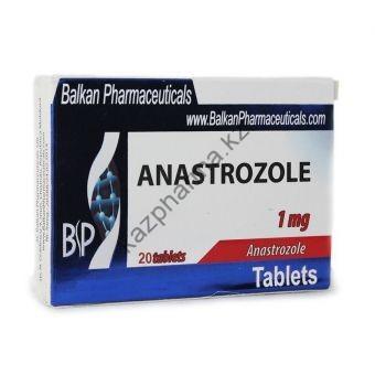 Анастрозол Balkan Anastrozole 20 таблеток (1таб 1мг)  - Есик