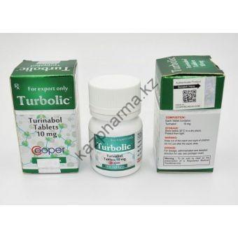 Туринабол Cooper 100 таблеток (1таб 10 мг) - Есик