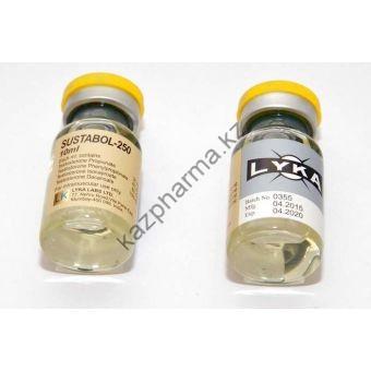 Сустанон Lyka Labs балон 10 мл (250 мг/1 мл) - Есик