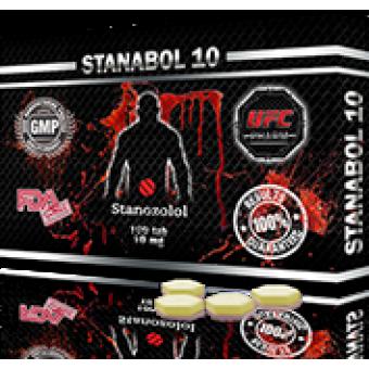 Stanabol (Станозолол, Винстрол) UFC Pharm 100 таблеток (1таб 10 мг) - Есик